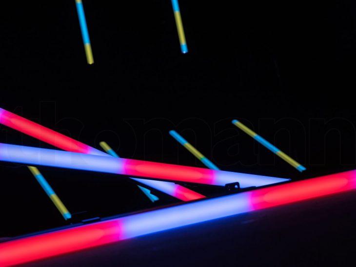 Test: Eurolite LED PR-100/32 DMX BK Pixel Rail