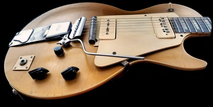 Les Paul number one