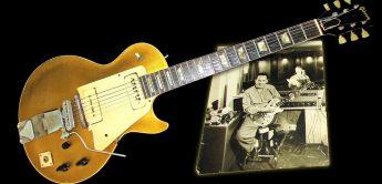 Gibsons Les Paul Number One wird versteigert