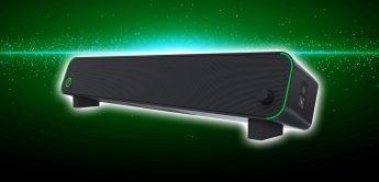 Neue Mackie CR StealthBar Bluetooth Soundbar