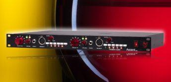 Test: Phoenix Audio Ascent Two, 2-Kanal Mikrofonvorverstärker