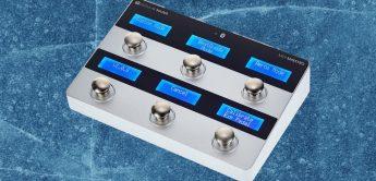 Test: Singular Sound MIDI Maestro, MIDI-Fußcontroller