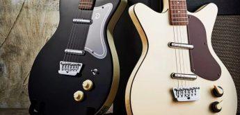 Test: Danelectro '59 Divine Fresh Cream, E-Gitarre