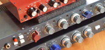 Vergleichstest: Golden Age EQ-73 MkII, Heritage Audio HA-73 EQ, Warm Audio WA73-EQ, Equalizer