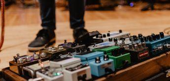 Workshop DIY: So baust du ein analoges Delay für E-Gitarre