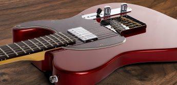 Test: G&L Tribute Asat Classic Blues CAR, E-Gitarre