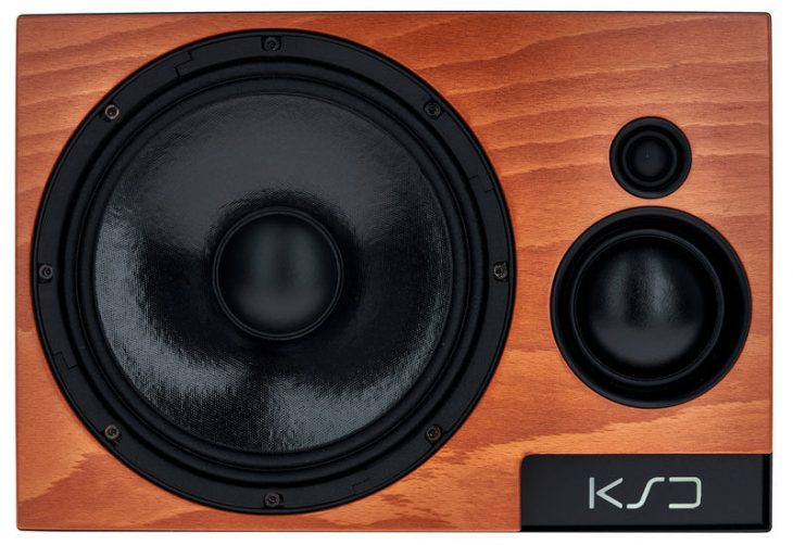 KSdigital A200 MK2, Studiomonitor test
