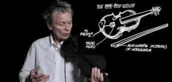 Laurie Anderson und ihre selbst erfundenen Musikinstrumente