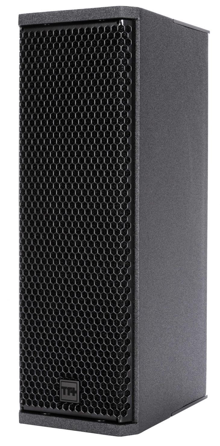 RCF mit neuem Lautsprechersystem für die TT+ Serie