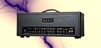 Test: Revv Generator 100R MK3, Gitarren-Topteil