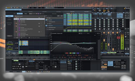 Test: Magix Samplitude Pro X6, Digital Audio Workstation