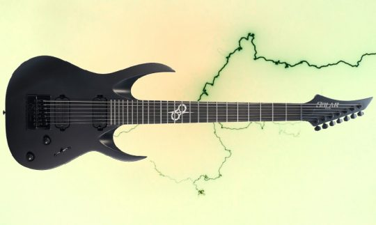 Test: Solar Guitars A1.7C G2, E-Gitarre