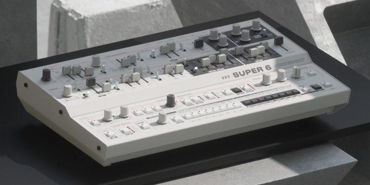 udo audio super 6 desktop synthesizer