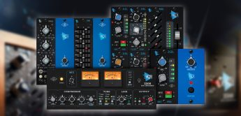 Test: Universal Audio API Vision Console Emulation, Plug-in
