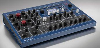 Superbooth 21: Waldorf M, hybrider Wavetable-Synthesizer