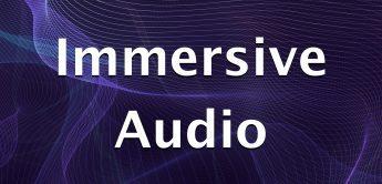 Workshop: Immersive Audio, 3D Audio, Geschichte, Formate, Einsatz