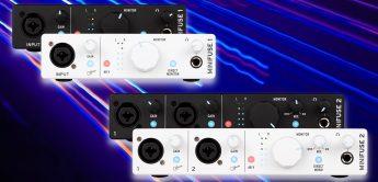 Test: Arturia MiniFuse 1, MiniFuse 2, USB-Audiointerfaces