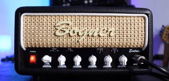 Test: Bogner Ecstasy Mini Amp Head, Verstärker für E-Gitarre