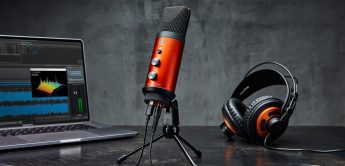 Test: ESI cosMik uCast, USB-Podcast-Mikrofon