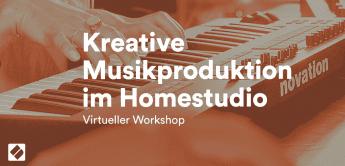 Kreative Musikproduktion im Homestudio mit Ableton und Novation