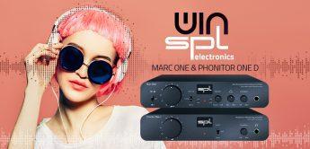 Gewinnspiel: SPL electronics Marc One & Phonitor One d