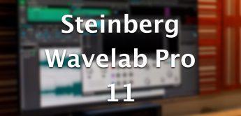 Test: Steinberg Wavelab Pro 11, Audio-Editor und Mastering Software