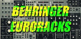 Status: Alle Behringer Eurorack Module, Modularsysteme
