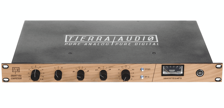 Test: Tierra Audio Gravity VCA Bus Compressor Take 2 BB2