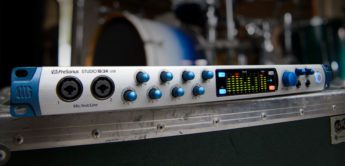 Test: Presonus Studio 1824, USB 2.0 Audiointerface