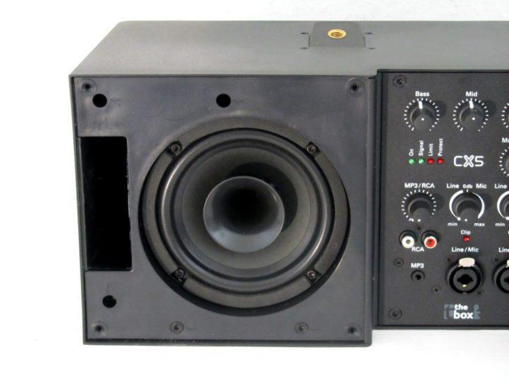 Test: the box MA 5, the box pro CX 5, Mini-Aktivboxen