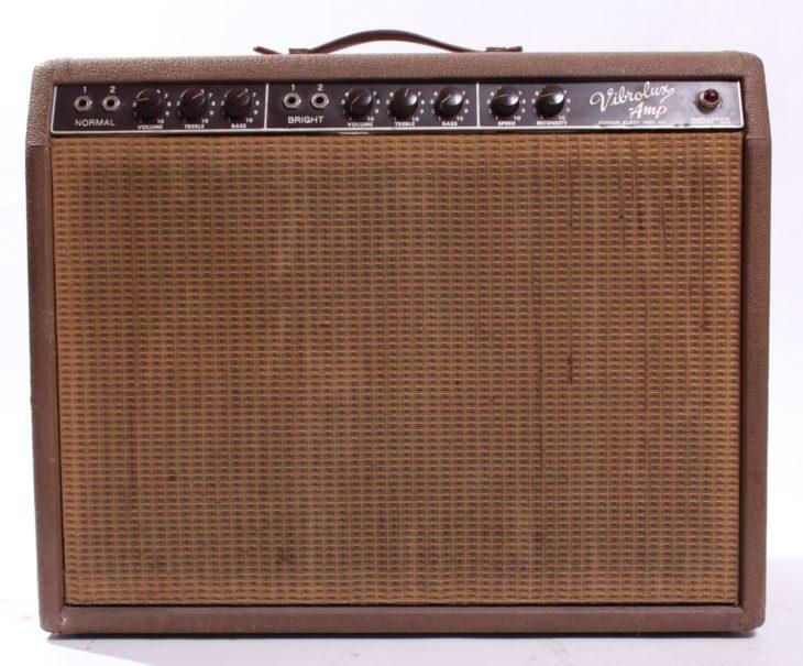 Mark Knopfler Fender Vibrolux
