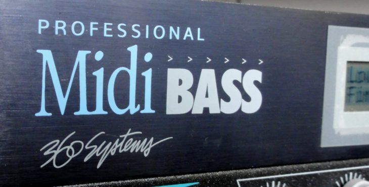 360 Systems Professional Midi Bass