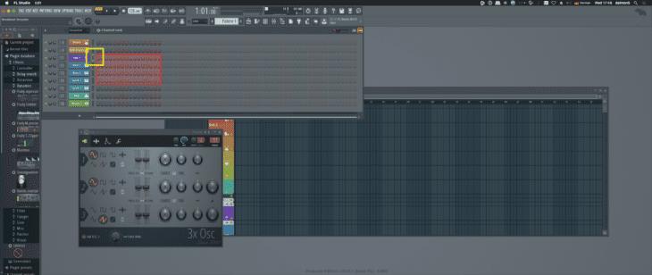 FL Studio - Fokus