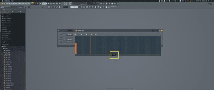 FL Studio - Mikro-Timing