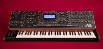 Doc Analog: Alesis Andromeda Rebirth 2018, Synthesizer