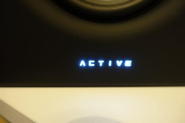 Alesis M1 Active MK3 Schriftzug