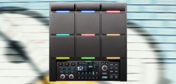 Test: Alesis Strike Multipad, Sample Pad