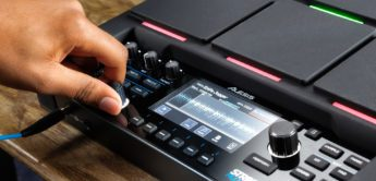 Top News: Alesis Strike Multipad, Samplepad