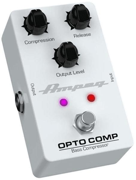 Ampeg Liquifier und Opto Comp 2