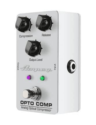 Ampeg Liquifier und Opto Comp 3