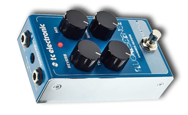 TC Electronic Fluorescence Shimmer Reverb 2