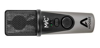 Test: Apogee Mic+, USB-Mikrofon