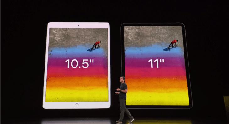 "Apple iPad 11"" 2018"