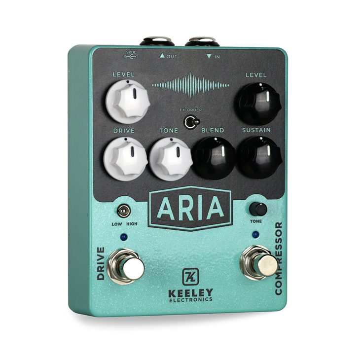 Keeley Aria Compressor / Overdrive