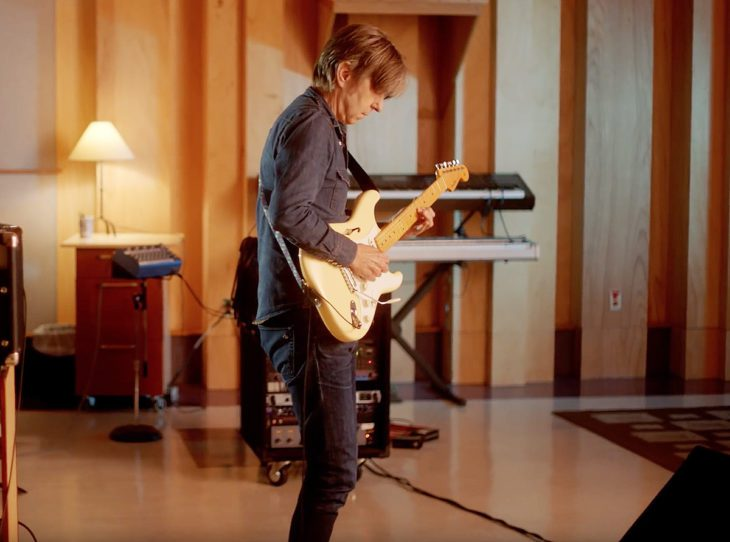 Fender Eric Johnson Thinline Strat Eric Johnson