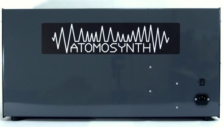 Atomosynth Asterion Modular Synthesizer