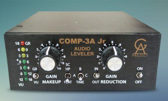 Test: Golden Age Project COMP-3A Jr, Kompressor