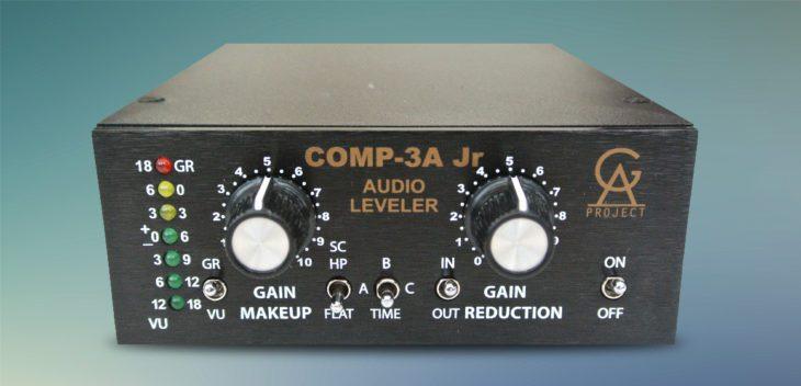 Golden Age Project Comp3A Jr