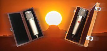 Test: Neumann U47, Peluso 2247 LE, Stam Audio SA-47, Mikrofone