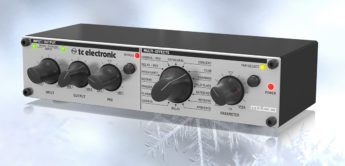 Test: TC Electronic M100 Multi-Effektgerät